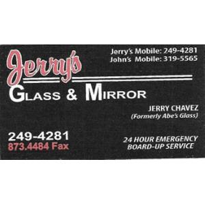 Jerry's Glass & Mirror Logo