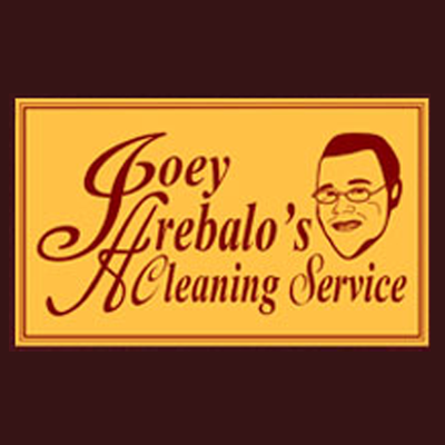 Joey Arebalo's Cleaning Service Logo