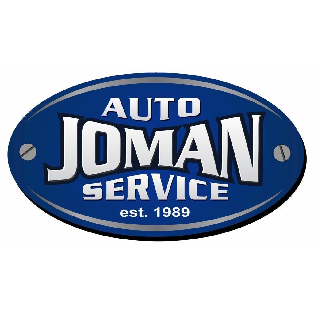 Joman Auto Service Logo