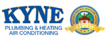 Kyne Plumbing Heating & Air Logo