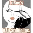 LaRue's Hair Studio Logo
