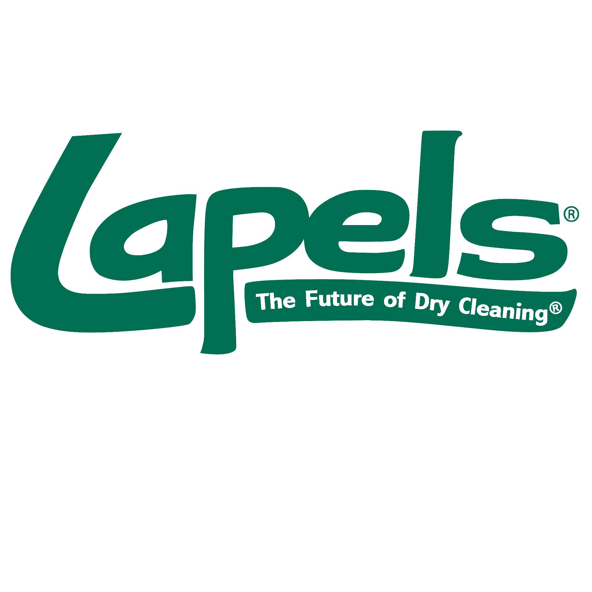 Lapels Dry Cleaning Logo