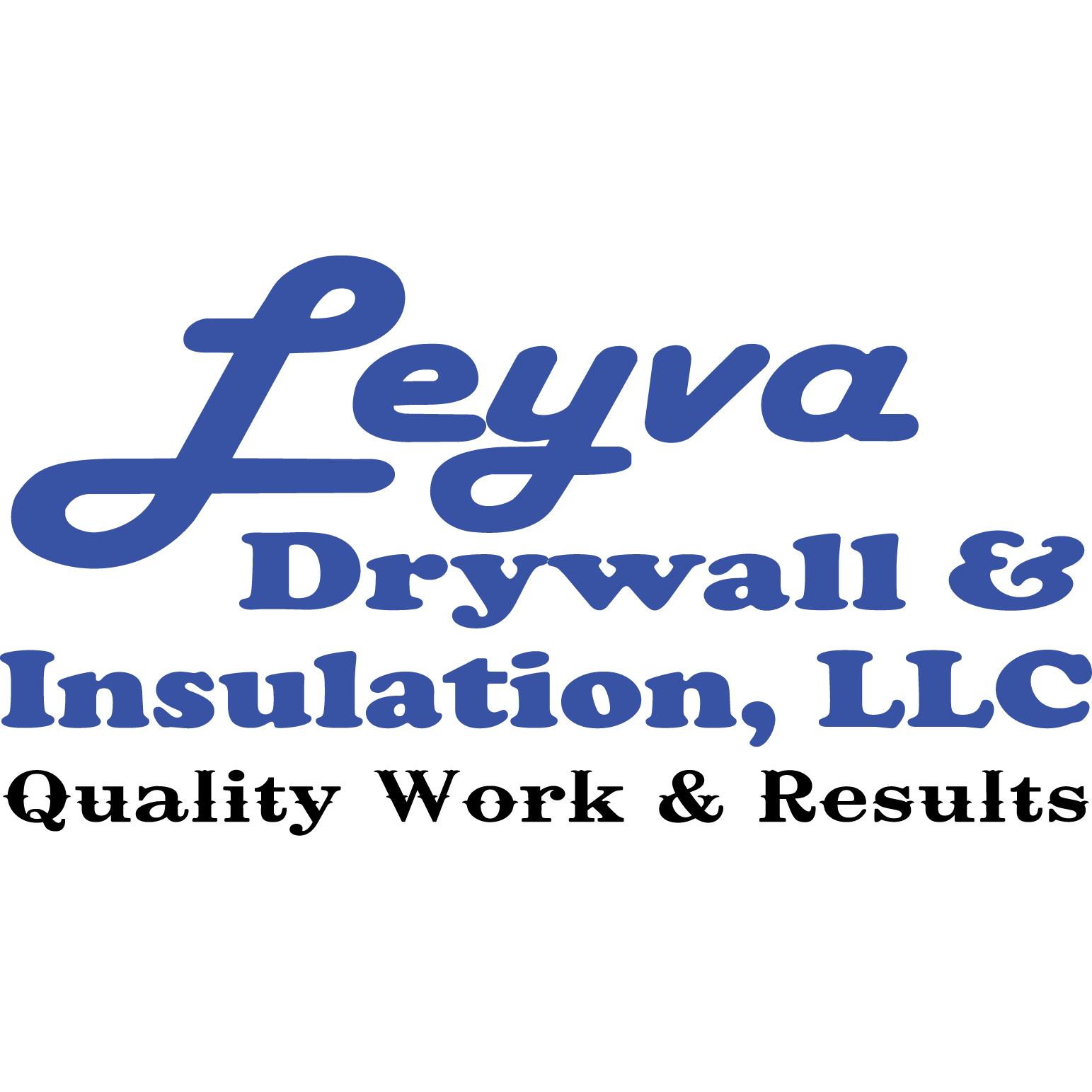 Leyva Drywall & Insulation LLC Logo