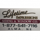 Lifetime Impressions Siding & Window Company Logo