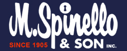 M Spinello & Son Lock & Security Experts Logo