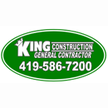 King Construction LLC Logo