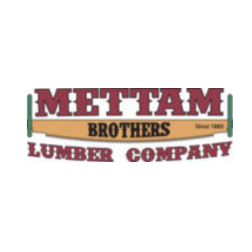 Mettam Brothers Lumber Co Logo
