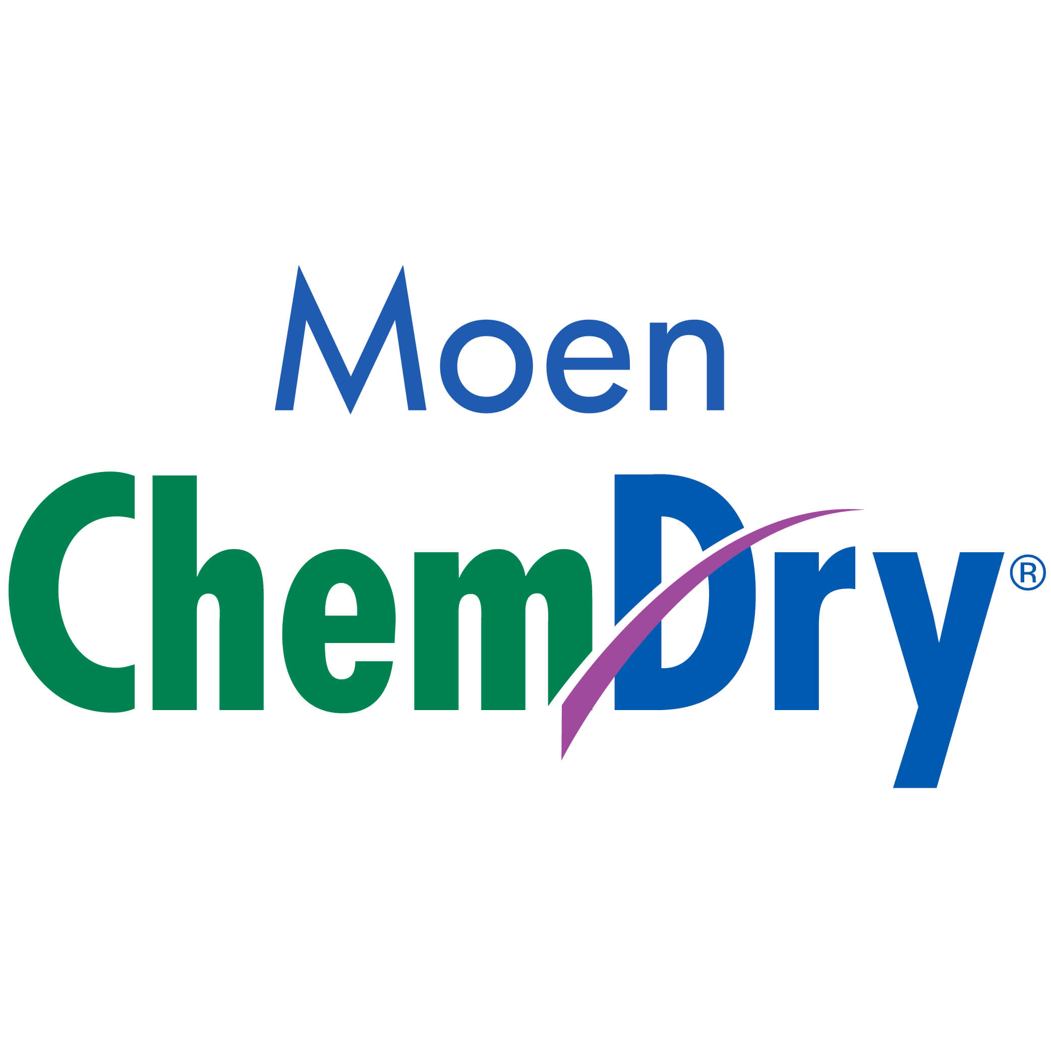 Moen Chem-Dry Logo