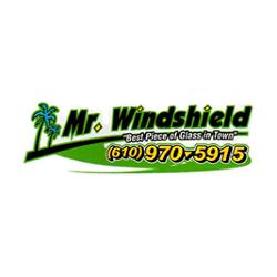Mr. Windshield Logo
