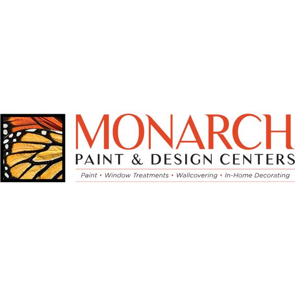 Monarch Paint & Design Centers Logo