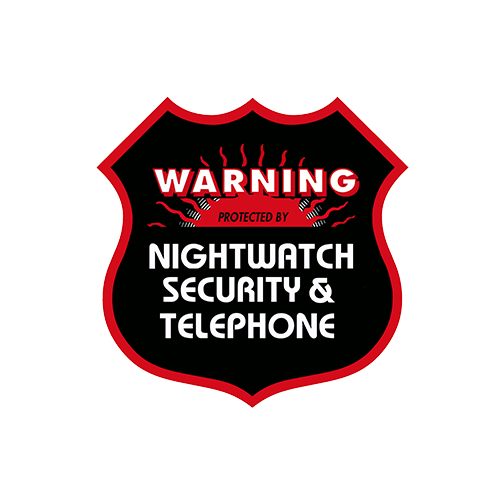 Nightwatch Security & Telephone Logo