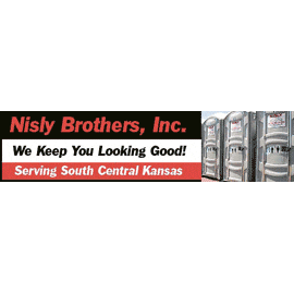 Nisly Brothers Trash Services Logo