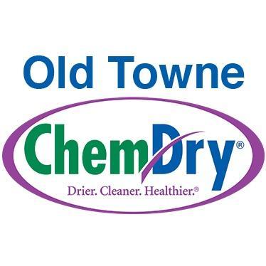 Old Towne Chem-Dry Logo