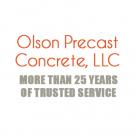 Olson Precast Concrete LLC Logo