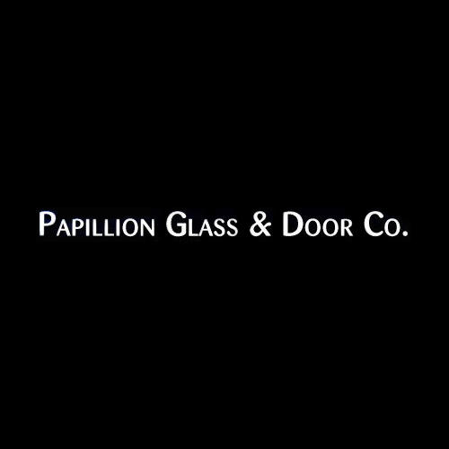 Papillion Glass & Door Co. Logo
