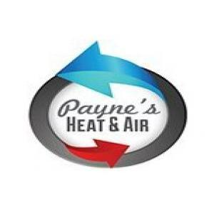 Payne's Heating & Air Conditioning Logo