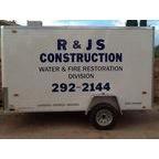 R & JS Construction Logo