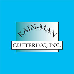 Rain-Man Guttering Inc Logo