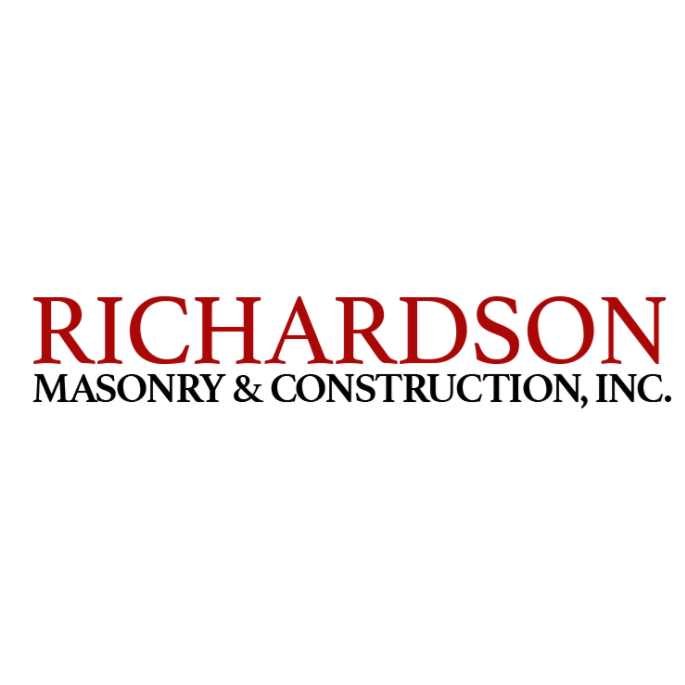 Richardson Masonry & Construction Inc. Logo