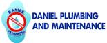 Daniel Plumbing And Maintenance Logo