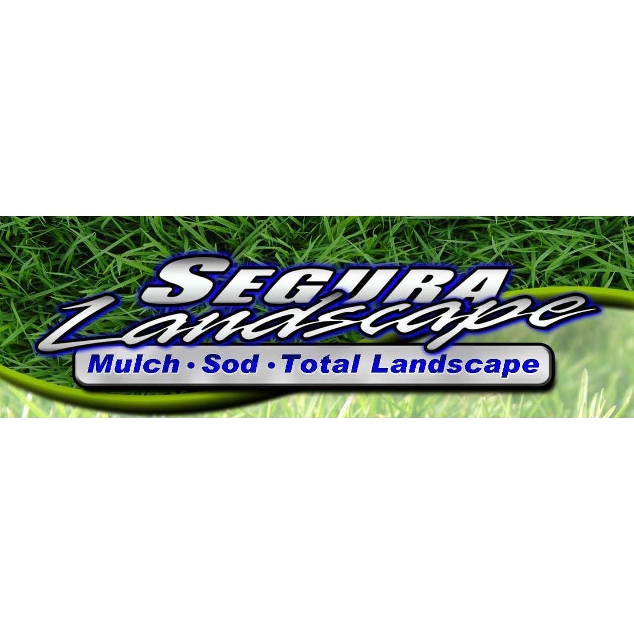 Segura Landscaping & Sod Logo