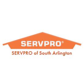 SERVPRO of South Arlington Logo