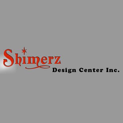 Shimerz Glass & Bath Design Center Logo
