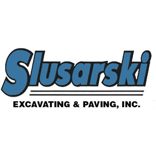 Slusarski Excavating & Paving Inc Logo