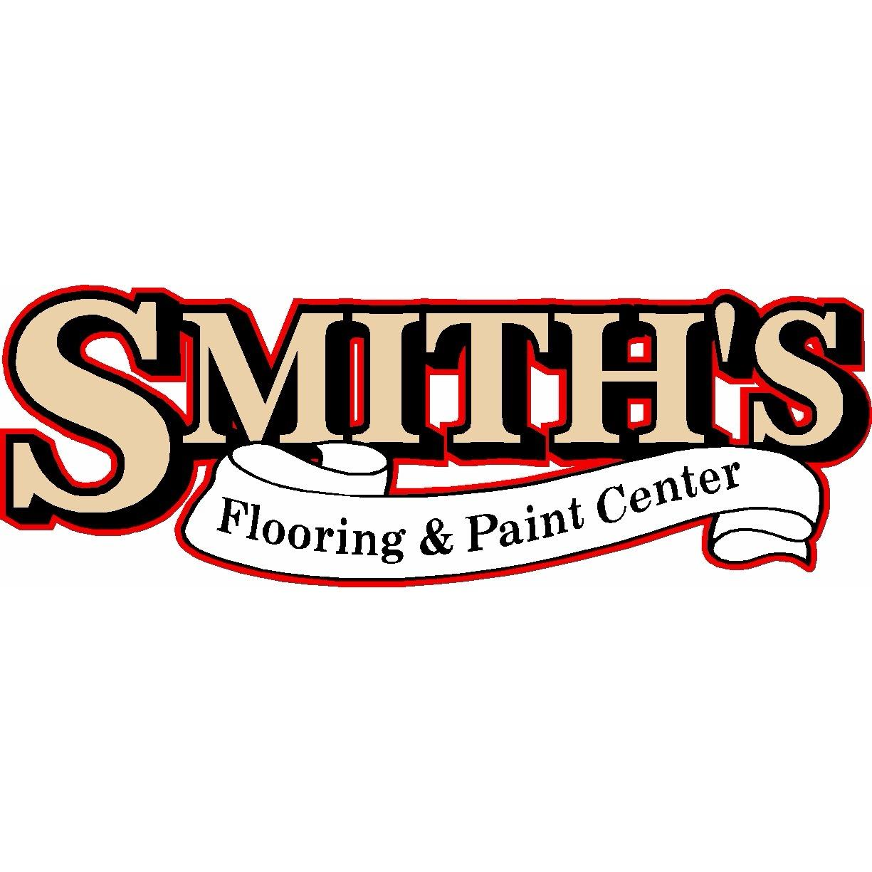 Smith's Flooring & Paint Logo