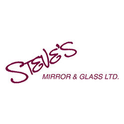 Steve's Mirror & Glass Logo