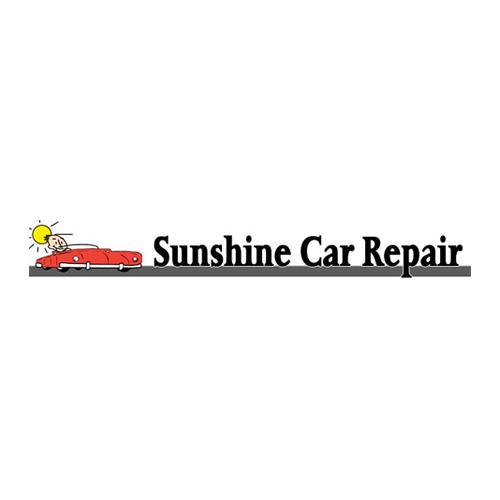 Sunshine Car Repair Logo