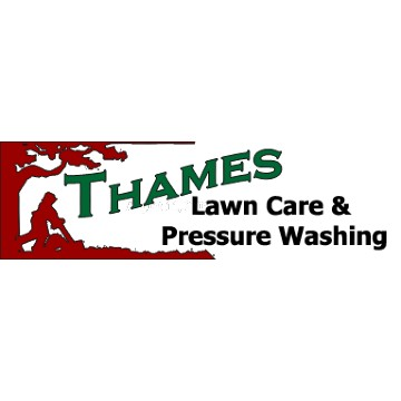 Thames Lawn Care, Pressure Washing, & Septic Service Logo