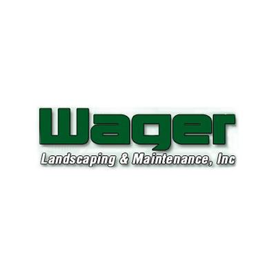 Wager Landscaping & Maintenance Logo