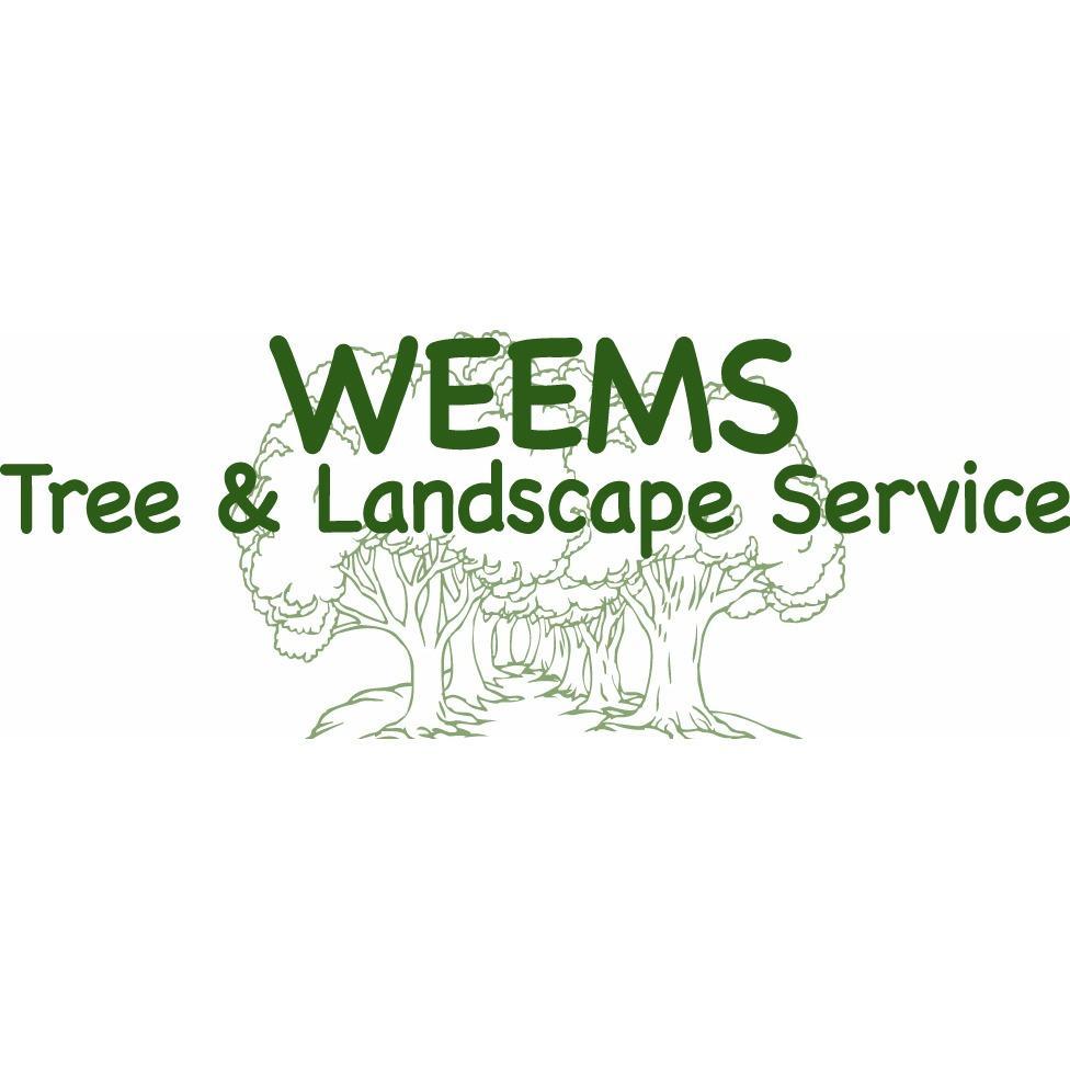 Weems Tree & Landscape Service Logo