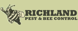 Richland Pest and Bee Control Co. Logo