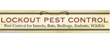Lockout Pest Control Logo