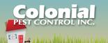 Colonial Pest Control - Nashua Logo