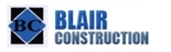 Blair Roofing & Construction LLC Logo