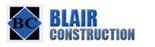 Blair Roofing & Construction LLC Logo