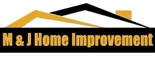 M & J Home Improvement Logo