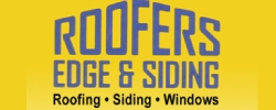 Roofer's Edge & Siding, Inc. Logo