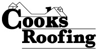 Cook's Roofing Logo