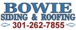 Bowie Siding & Roofing Inc. Logo