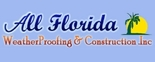 All Florida Weatherproofing & Construction Logo