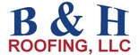 B & H Roofing LLC Logo