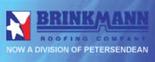 Brinkmann Roofing/Petersendean  Logo