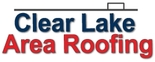 Clear Lake Area Roofing Logo