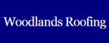 Woodlands Roofing Co. Logo