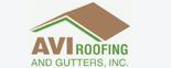 AVI Roofing & Gutters, Inc. Logo