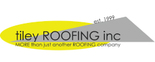 Tiley Roofing Inc. Logo